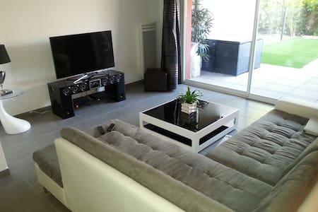 Appartement neuf équipé de 75 m²