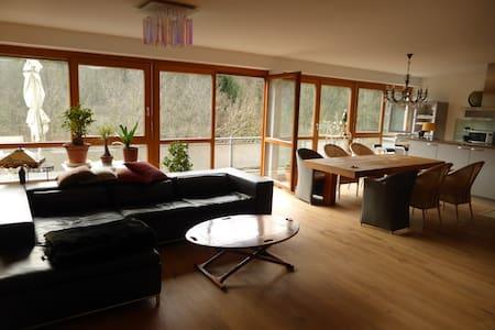 Wohnung am Naturschutzgebiet - Appartement