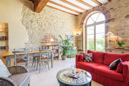 Lovely duplex in the Beaujolais - Appartement