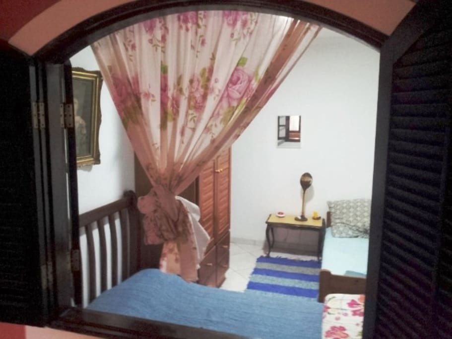 Flat with AIR, TV, WC & Kitchen