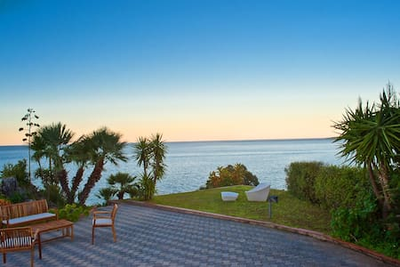 BubasVilla, breathtaking views! - Altavilla Milicia - Villa