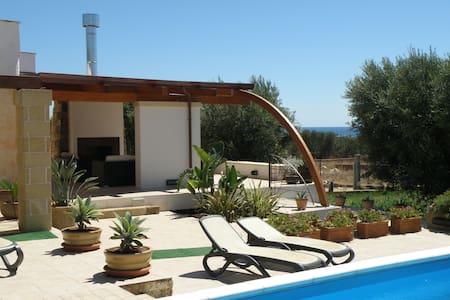 Villa con piscina B&b nel Salento - Alliste