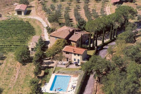 Tuscan Farmhouse - Bucine / Arezzo