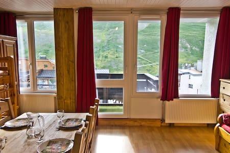 Ski apartment for 4 people in Tignes Val Claret - Tignes