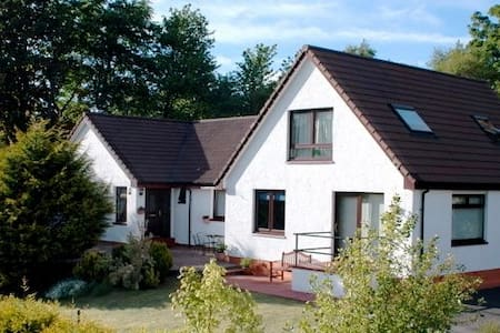 Ardenlea ✦✦✦✦ B&B Kyle of Lochalsh  - Kyle of Lochalsh - Bed & Breakfast