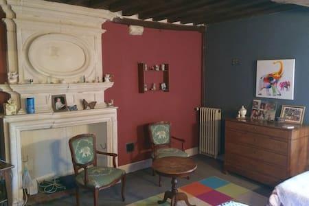 Chambre chez l'habitant - Saint-Christophe-le-Jajolet - House
