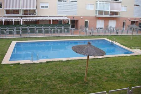 Apartamento con piscina.  - Apartamento