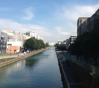 50m² proche de Paris et des lieux touristiques ! - Pantin