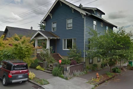 Apartment in 1911 craftsman home