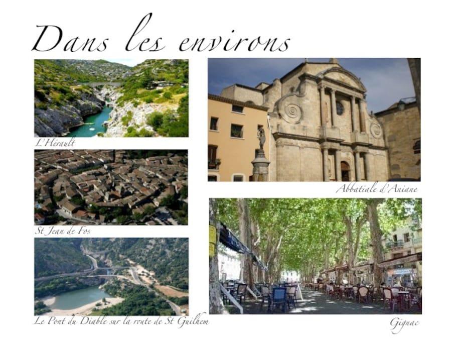 'La Bergerie du Mas', ds l'Hérault