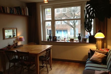 Cosy Apartment near westerpark - Amsterdam - Appartement