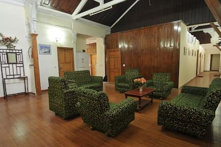 A worth heritage stay near mall road - Shimla - Boutique-Hotel
