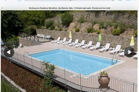 Tuscan apartment near Vinci - Apartment