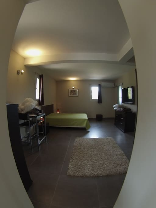 Apartment 40 m2 for 2 persons