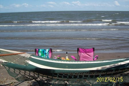 Bella Beach House on Ometepe Isla!!