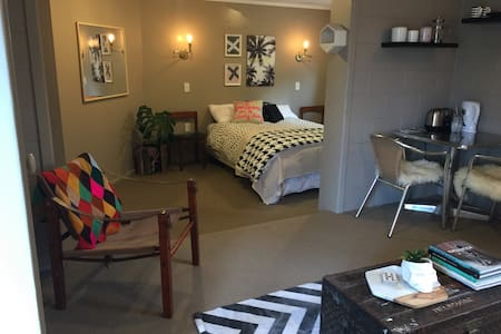 Cosy Downstairs Unit - Taupo - House
