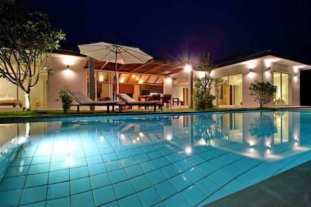 A luxurious retreat in the heart of Bophut - Ko Samui - Villa