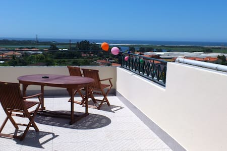 Penthouse with sea views @ Oporto - Esmoriz - Huoneisto