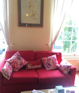 Separate double room in cosy flat - Apartamento