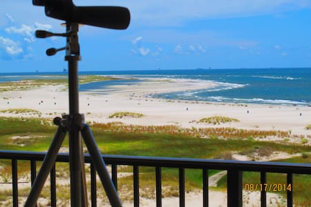 Holiday Isle 6th Floor Luxury Condo - Dauphin Island