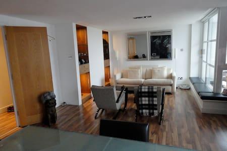 Canary Wharf/Excel riverside luxury - London - Bed & Breakfast
