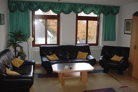 Gemütliche 3 RaumWohnung im Zentrum vom Erzgebirge - Apartment