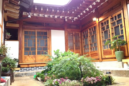 The dream of tradition Korean House