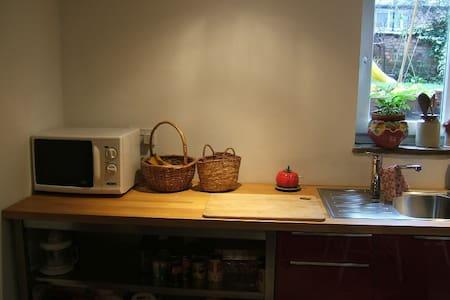 Flat in Victorian Home in Didsbury - Apartamento