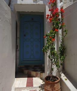 maison de charme à côté des Oudayas