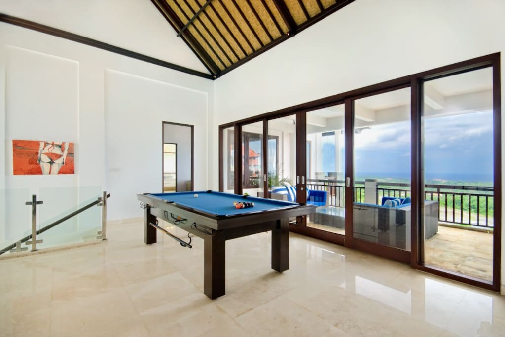 Pool table for your use