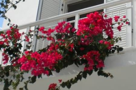 Full/apt in Paros center 100m beach - Wohnung