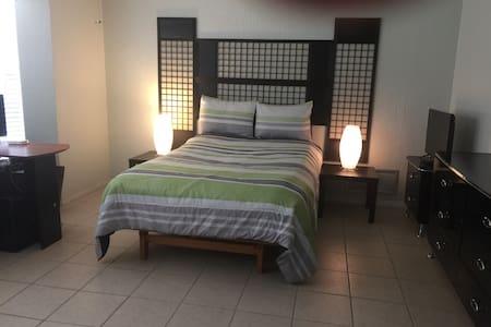 Zen Tranquil Modern Room - Ház