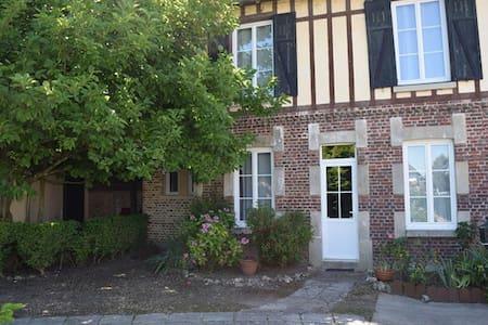 Maison de caractère proche Honfleur - Beuzeville
