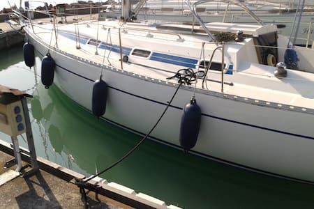 Vitorlás kiadó / Rent a sailboat  - Boot