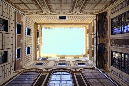 Monumental Palazzo of Renaissance