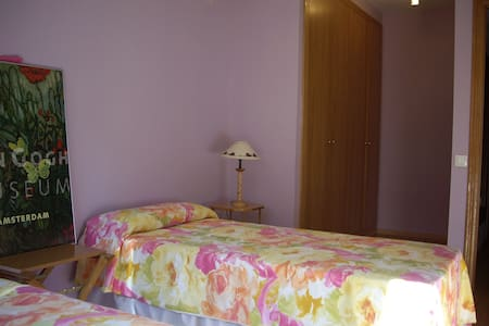 Fab. twin room in the city center - Valencia - Bed & Breakfast