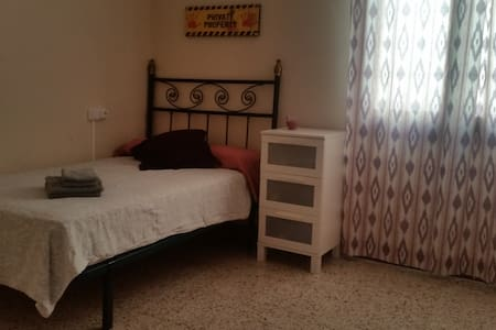 Single 600 mt from the Cathedral - Palma - Apartment
