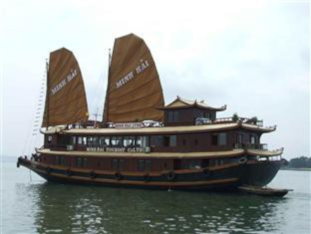 Good price for Halong Bay Cruise 2*