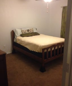 Cozy 1Bd only 10 min to Lackland - San Antonio - Maison