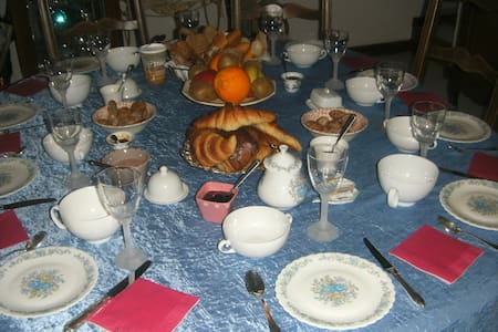 visiter la suisse normande - Bed & Breakfast