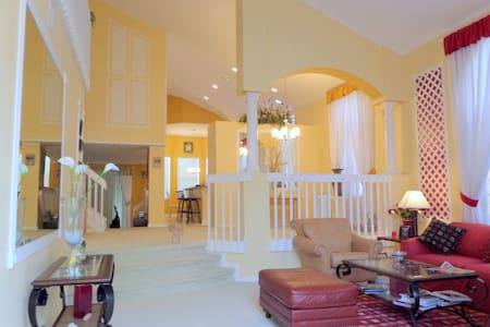 2 Private Rooms/Baths in a B&B Home-Share - Royal Palm Beach