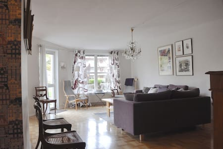 Nice townhouse close to city wall - Visby - House