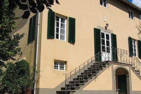 Villa Orsolini, Lucca