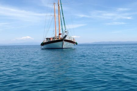 CHEAP AND UNFORGETTABLE BOAT TRIP - Bodrum - Barco