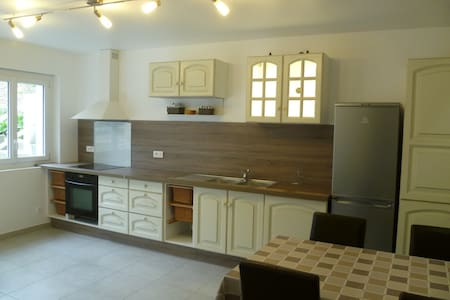 logement avec jardin - Apartmen
