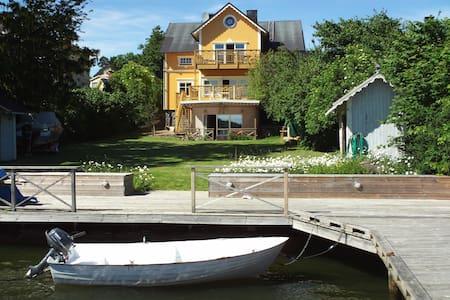 Waterfront villa Vaxholm, Stockholm - Villa