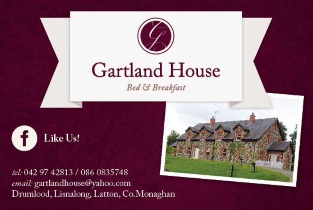 Gartland House B&B