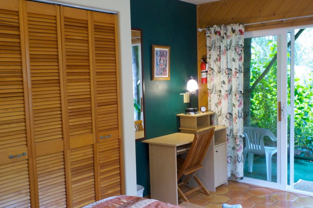 Pohoiki Room for only $450. a month