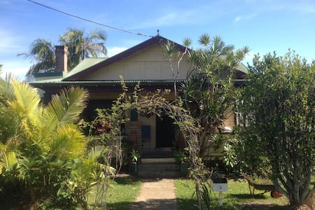 Old fashioned comforts - Coffs Harbour - Apartamento