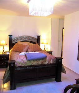 Beautiful Rooms near Jerusalem!!!!! - Aamiaismajoitus